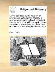Divine Conduct - John Flavel