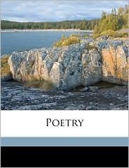 Poetry - Harriet Monroe
