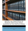 Report on Condition of Woman and Child Wage-Earners in the United States Volume 14 - Charles Patrick Neill