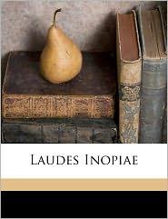 Laudes Inopiae - Meyer Wilhelm 1891-