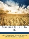 Bulletin, Issues 114-117 - Smithsonian Institution