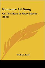 Romance Of Song - William Reid