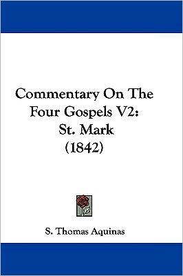 Commentary On The Four Gospels V2