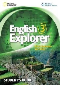 English Explorer 3, Student's Book + Multi-ROM