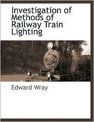 Investigation of Methods of Railway Train Lighting