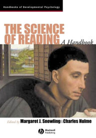 The Science of Reading: A Handbook - Margaret J. Snowling