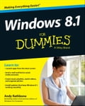 Windows 8.1 For Dummies - Andy Rathbone