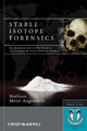 Stable Isotope Forensics - Wolfram Meier-Augenstein