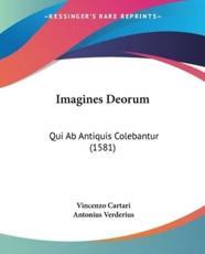 Imagines Deorum - Vincenzo Cartari