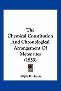 The Chemical Constitution and Chronological Arrangement of Meteorites (1859)