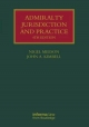 Admiralty Jurisdiction and Practice - Nigel Meeson;  John Kimbell