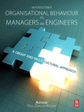 An Introduction to Organisational Behaviour for Managers and Engineers - Duncan Kitchin
