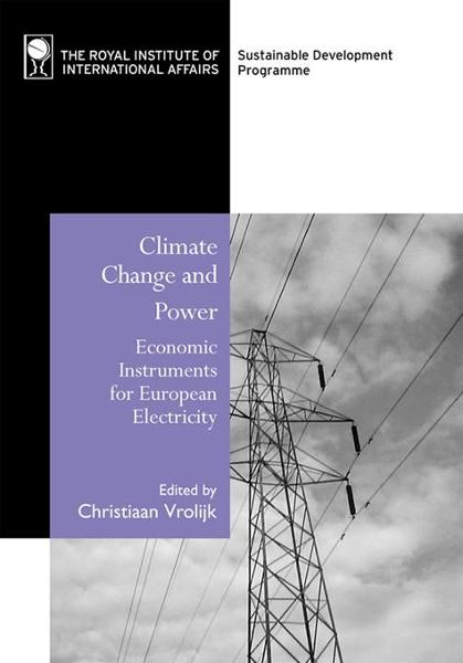 Climate Change and Power: Economic Instruments for European Electricity - Ingram Digital