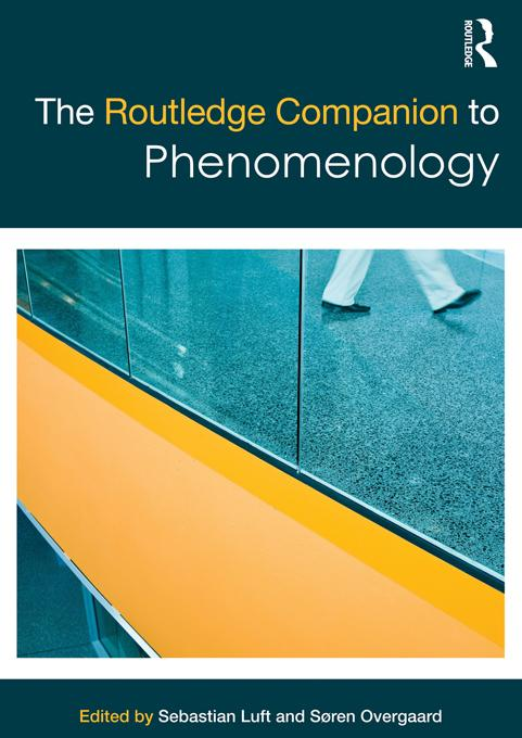 Routledge Companion to Phenomenology als eBook von - Taylor and Francis