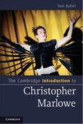 The Cambridge Introduction to Christopher Marlowe - Rutter, Tom