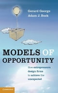 Models of Opportunity - George, Gerard