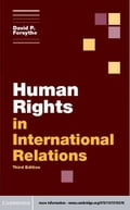 Human Rights in International Relations - Forsythe, David P.