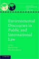 Environmental Discourses in Public and International Law