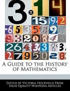 A Guide to the History of Mathematics - Hockfield, Victoria