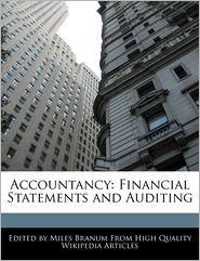 Accountancy - Miles Branum
