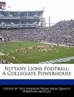 Nittany Lions Football: A Collegiate Powerhouse - Johnson, Taft