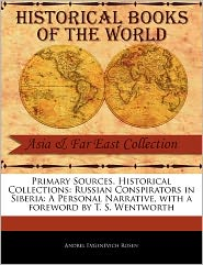 Primary Sources, Historical Collections - Andrel Evgen Vich Rosen