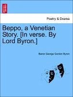 Beppo, a Venetian Story. [In verse. By Lord Byron.] SEVENTH EDITION - Byron, Baron George Gordon