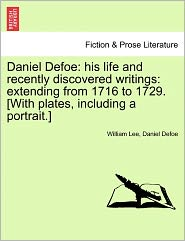 Daniel Defoe - William Lee, Daniel Defoe