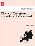 Turletti, Casimiro: Storia di Savigliano, corredata di documenti.VOL.III