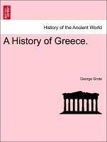 A History of Greece. Vol. XII - Grote, George