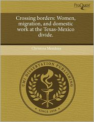 Crossing Borders - Christina Mendoza