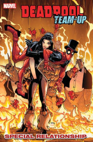 Deadpool Team-Up, Volume 2: Special Relationship - Rob Williams