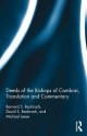 Deeds of the Bishops of Cambrai, Translation and Commentary - Bernard S. Bachrach;  David S. Bachrach;  Michael Leese