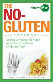 The No-Gluten Cookbook: Delicious Recipes to Make Your Mouth Water?all gluten-free! (PagePerfect NOOK Book) - Kimberly A. Tessmer