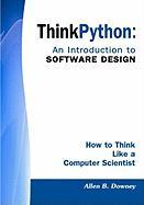 Think Python: An Introduction to Software Design