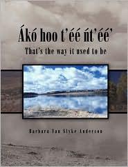 K Hoo T' T' ' - Barbara Van Slyke Anderson