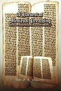 A Harvest of Medieval Preaching