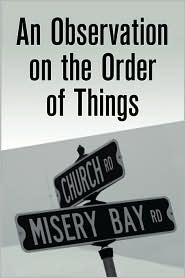 An Observation On The Order Of Things - Colin Boyle