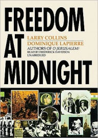 Freedom at Midnight - Larry Collins