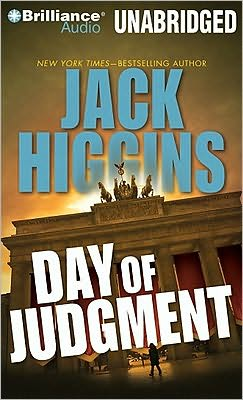 Day of Judgement (Simon Vaughn Series #3) - Jack Higgins, Read by Michael Page