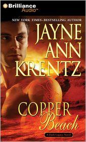 Copper Beach (Dark Legacy Series #1) - Jayne Ann Krentz, Read by Tanya Eby
