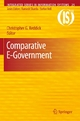 Comparative E-Government - Christopher G. Reddick;  Christopher G. Reddick