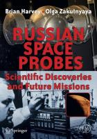Russian Space Probes: Scientific Discoveries and Future Missions (Springer Praxis Books / Space Exploration)