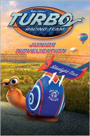 Turbo Junior Novelization - Adapted by Tracey West