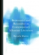 Between(s) and Beyond(s) in Contemporary Albanian Literature - Bavjola Shatro