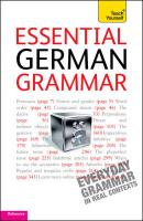 Teach Yourself. Essential German Grammar