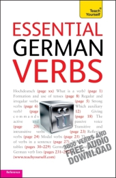 Teach Yourself Essential German Verbs - Silvia Robertson