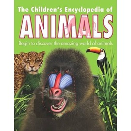 Reference 5: Children's Animal Encyclopedia (Childrens Encyclopedia 5) - Unnamed