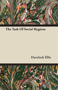 The Task of Social Hygiene