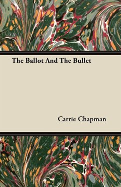 The Ballot And The Bullet - Chapman, Carrie